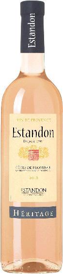 Estandon VigneronCotes de Provence AOP Estandon Heritage Jg. 2015Frankreich Provence Estandon Vigneron