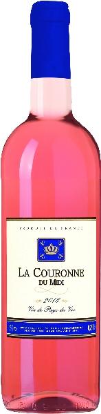 Le Cellier de Saint LuisLa Couronne du Midi Cotes de Provence AC Vin de Pays du Var IGP Jg. 2014Frankreich Provence Le Cellier de Saint Luis