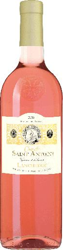 Vignerons de la VicomteChapelle Saint Antoine Rose Jg. 2016 Cuvee aus Syrah, GrenacheFrankreich Südfrankreich Languedoc Vignerons de la Vicomte