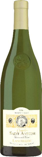 Vignerons de la VicomteChapelle Saint Antoine Blanc Jg. 2015Frankreich Südfrankreich Languedoc Vignerons de la Vicomte