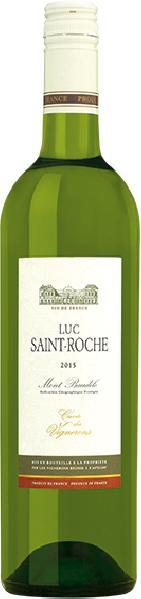 S�dfrankreichLuc Saint Roche Blanc Vin de Pays Jg. 2013Frankreich S�dfrankreich