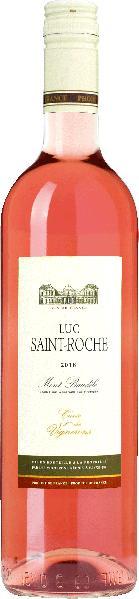 Alain MaurelLuc Saint Roche Rose Jg. 2016 Cuvee aus Grenache, SyrahFrankreich Südfrankreich Alain Maurel