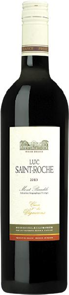 Alain MaurelLuc Saint Roche Rouge Vin de Pays Jg. 2011-13Frankreich S�dfrankreich Alain Maurel