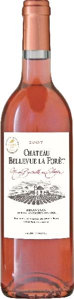 Cht. Bellevue La ForetLa Foret Rose Cotes du Frontonnais AC Jg. 2014Frankreich Rhone Cht. Bellevue La Foret
