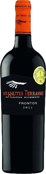 Cht.MargueriteLes Hautes Terrasses du Chateau Marguerite Fronton AOP Jg. 2011Frankreich Fr. Sonstige Cht.Marguerite