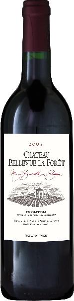 Cht. Bellevue La ForetLe Bellevue du Chateau Marguerite Froton AOP Jg. 2011Frankreich Rhone Cht. Bellevue La Foret