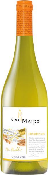 Vina MaipoMi Pueblo Chardonnay Jg. 2015-16Chile Valle del Maipo Vina Maipo