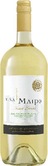 Vina MaipoChardonnay Sauvignon Blanc Magnum Jg. 2014-15Chile Valle del Maipo Vina Maipo
