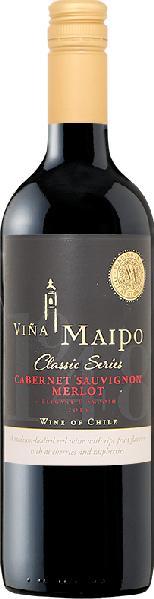Vina MaipoSilver Cabernet Sauvignon Merlot Jg. 2014Chile Valle del Maipo Vina Maipo