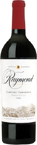 Raymond EstatesCabernet Sauvignon Jg. 2010U.S.A. Us.Sonstige Raymond Estates