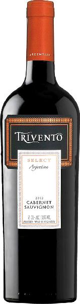 TriventoCabernet Sauvignon Select Reserva Jg. 2012 Gold Mundus ViniArgentinien Mendoza Trivento