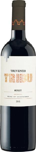 R650066216 Trivento TRIBU Merlot **neues Etikett B Ware Jg.