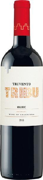 TriventoTRIBU Malbec Jg. 2014-15Argentinien Mendoza Trivento