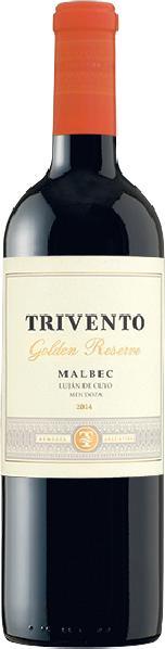 Trivento Malbec Golden Reserve Lujan de Cuyo Jg. 2013Argentinien Mendoza Trivento