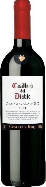 Concha y ToroCastillero del Diablo Cabernet Sauvignon Jg. 2013Chile Ch. Sonstige Concha y Toro