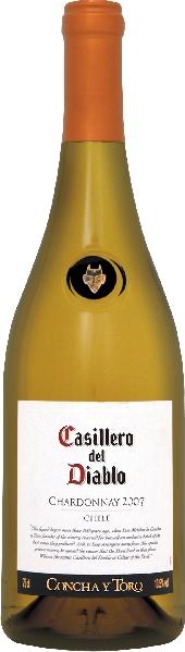 Concha y ToroCastillero del Diablo Chardonnay Jg. 2013Chile Ch. Sonstige Concha y Toro
