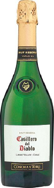 Concha y ToroCasillero del Diablo Sekt Chardonnay ReservaChile Ch. Sonstige Concha y Toro