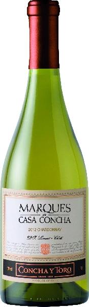 Concha y ToroMarques de Casa Concha Chardonnay Jg. 2012Chile Ch. Sonstige Concha y Toro