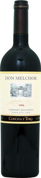Concha y ToroDon Melchor Cabernet Sauvignon Puente Alto Vineyard Jg. 1994Chile Ch. Sonstige Concha y Toro