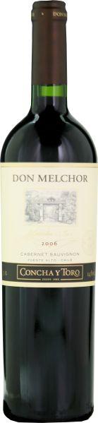 Concha y ToroDon Melchor Cabernet Sauvignon Puente Alto Vineyard Jg. 2006Chile Ch. Sonstige Concha y Toro