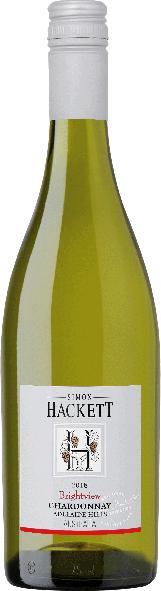 Simon HackettBrightview Chardonnay Jg. 2013-17 Neue Ausstattung ab Jg. 2017Australien Mc Laren Vale Simon Hackett