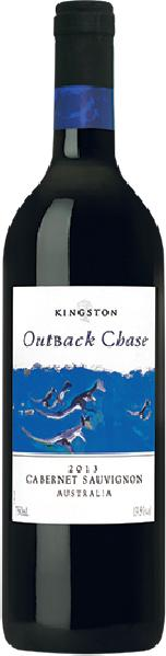 R650069406 Kingston Estate Outback Chase Cabernet Sauvignon B Ware Jg.2012