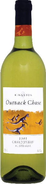 Kingston EstateOutback Chase Chardonnay Jg. 2013Australien South Australia Kingston Estate