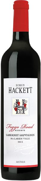 Mehr lesen zu : Simon HackettFoggo Road Cabernet Sauvignon Reserve Jg. 2011-13Australien Mc Laren Vale Simon Hackett