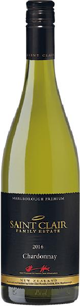 Saint ClairChardonnay Estate Grown Jg. 2013-15Neuseeland Marlborough Saint Clair