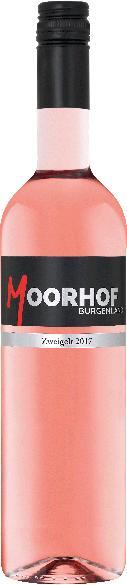 Image of Moorhof Zweigelt Rose Jg. 2018 voraussichtlich verfügbar ab Februar 2019