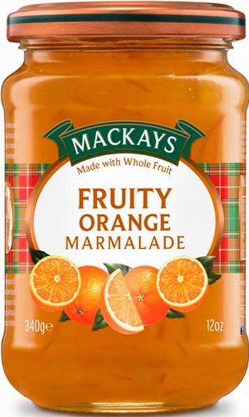 KonfitüreMackays Marmalades Fruity Orange MarmaladeDelikatessen Brotaufstriche Konfitüre
