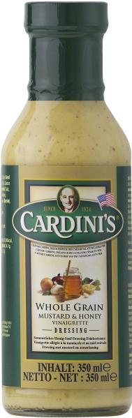 SalatdressingCARDINI�S Whole GrainDelikatessen Saucen Salatdressing